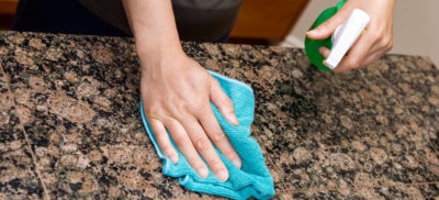 Tips and Tricks for Easy Kitchen Worktop Cleaning