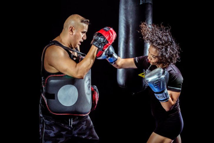 The top 3 reasons to sign up for box training