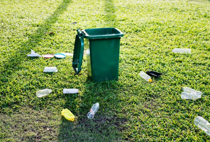 Find out the differences between various types of waste products