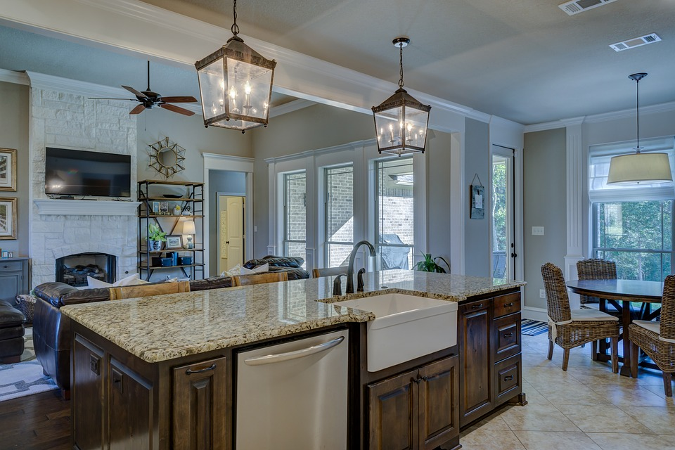 Ready to Order Stylish Granite Countertops? 6 Critical Features to Look For pendent