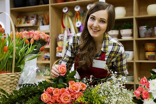 The Fastest Way to Become a Floral Designer girl