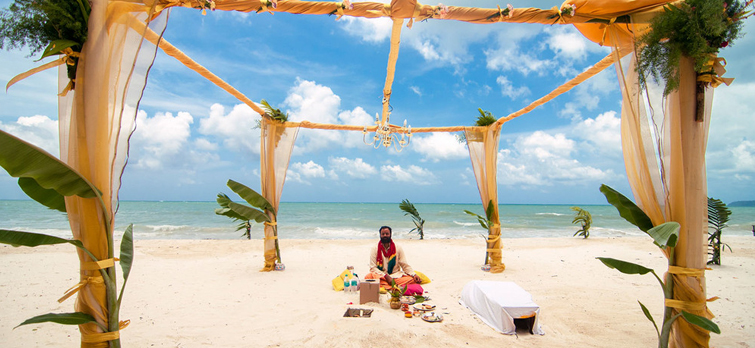 Top 5 Wedding Destinations In India To Have Your Dream Wedding beach