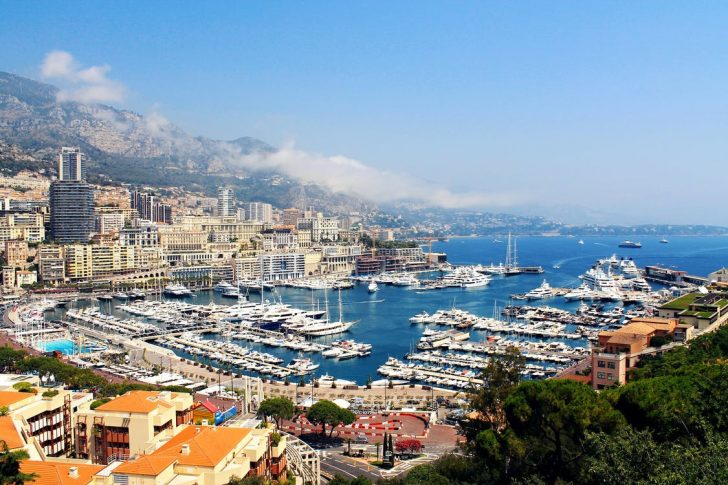 Exploring the amazing State of Monaco
