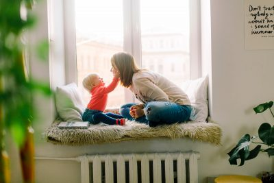 How to Celebrate Valentine's Day with Young Children