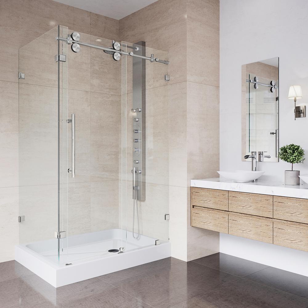 Benefits Of Replacing Bathtub With Glass Shower bathroom