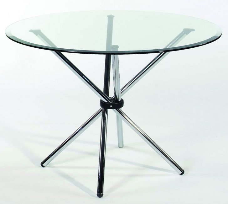 Best Ideas To Use Glass Tables In Small Space