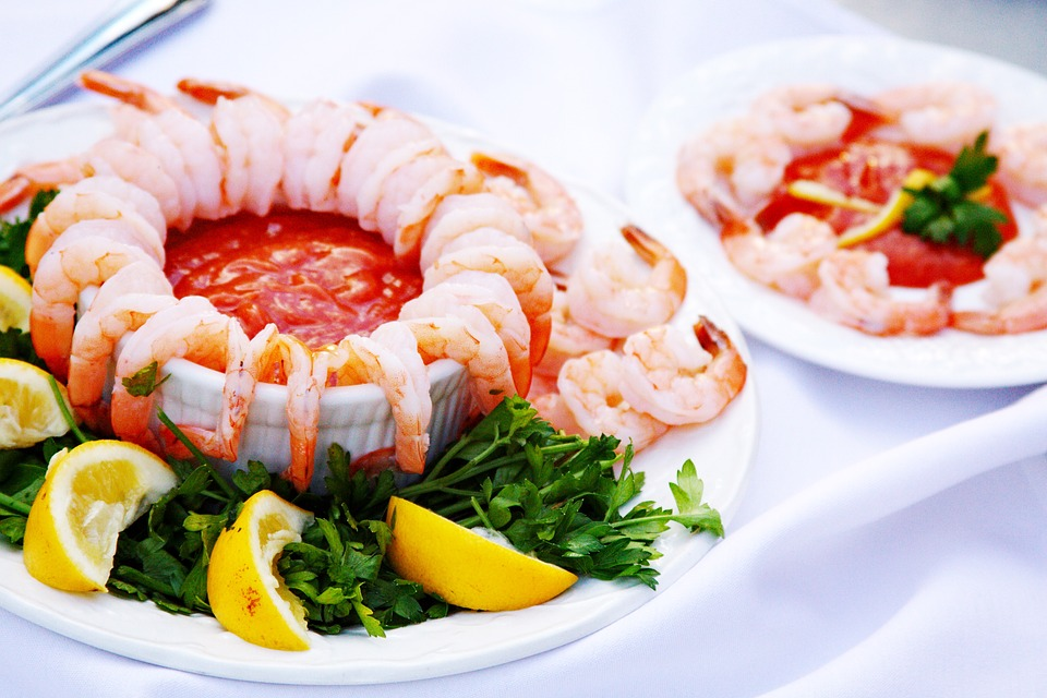 The essential extracts of Seafood can be beneficial for your health