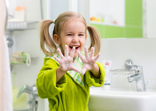 5 Things To Watch For When Buying Hand Cream For Kids