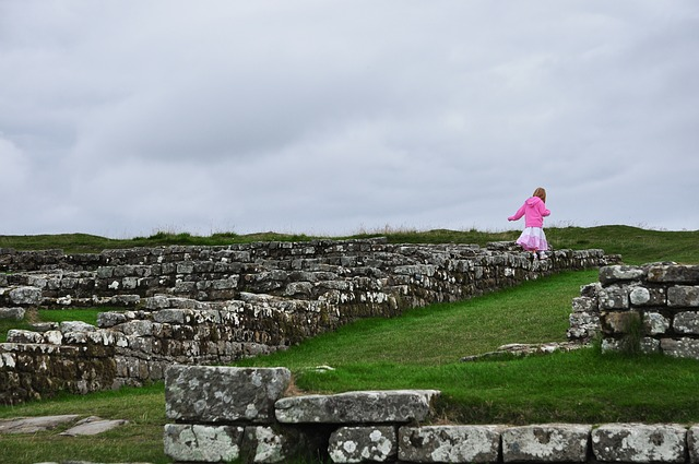 A Million Stone Experience: Your Guide to Hadrian's Wall sky