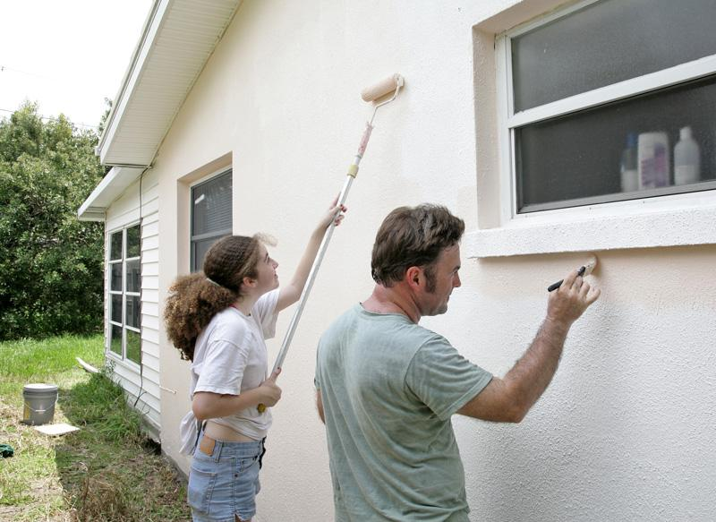 How to know when it's time to paint the exterior of your home