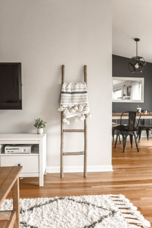 Make Your Home Look Stylish & Classy, A 5-Step Guide! ladder
