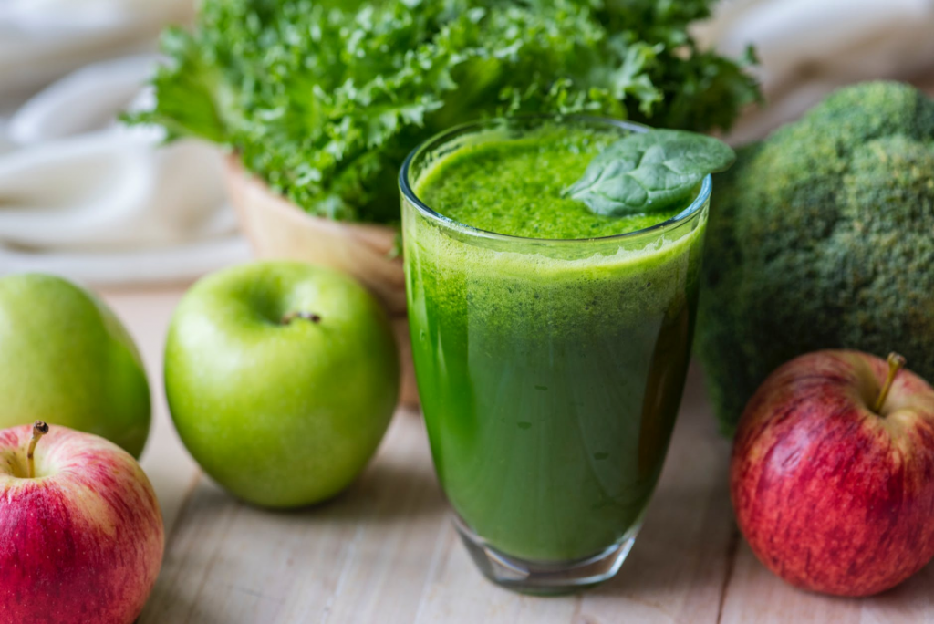 How To Detox Your Body - 5 Easy Ways greens