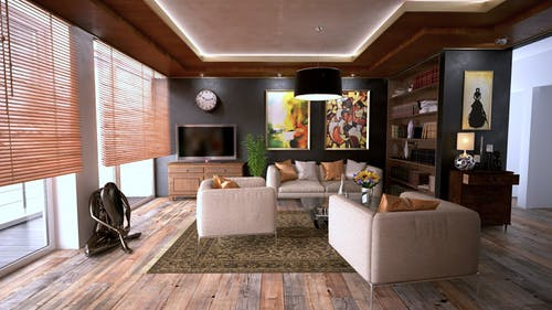 Make Your Home Look Stylish & Classy, A 5-Step Guide! den