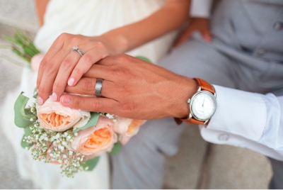 Keeping Your Wedding Ring Clean