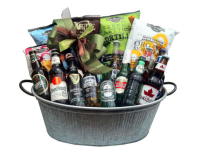4 Unique Gift Baskets You Can Now Order