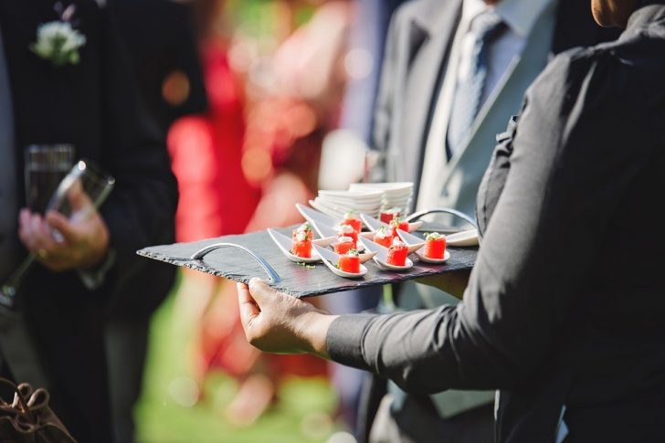 They've Catered the Best Events in Hollywood. Now, they'll Cater for you!