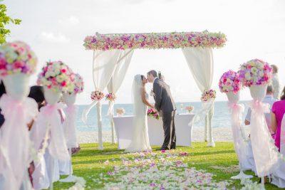 Six Breathtaking Wedding Locations Around The World