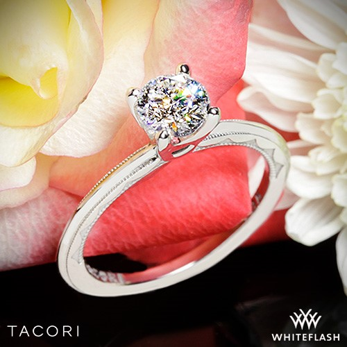 Tacori Engagement Rings // Kevin and Jenny