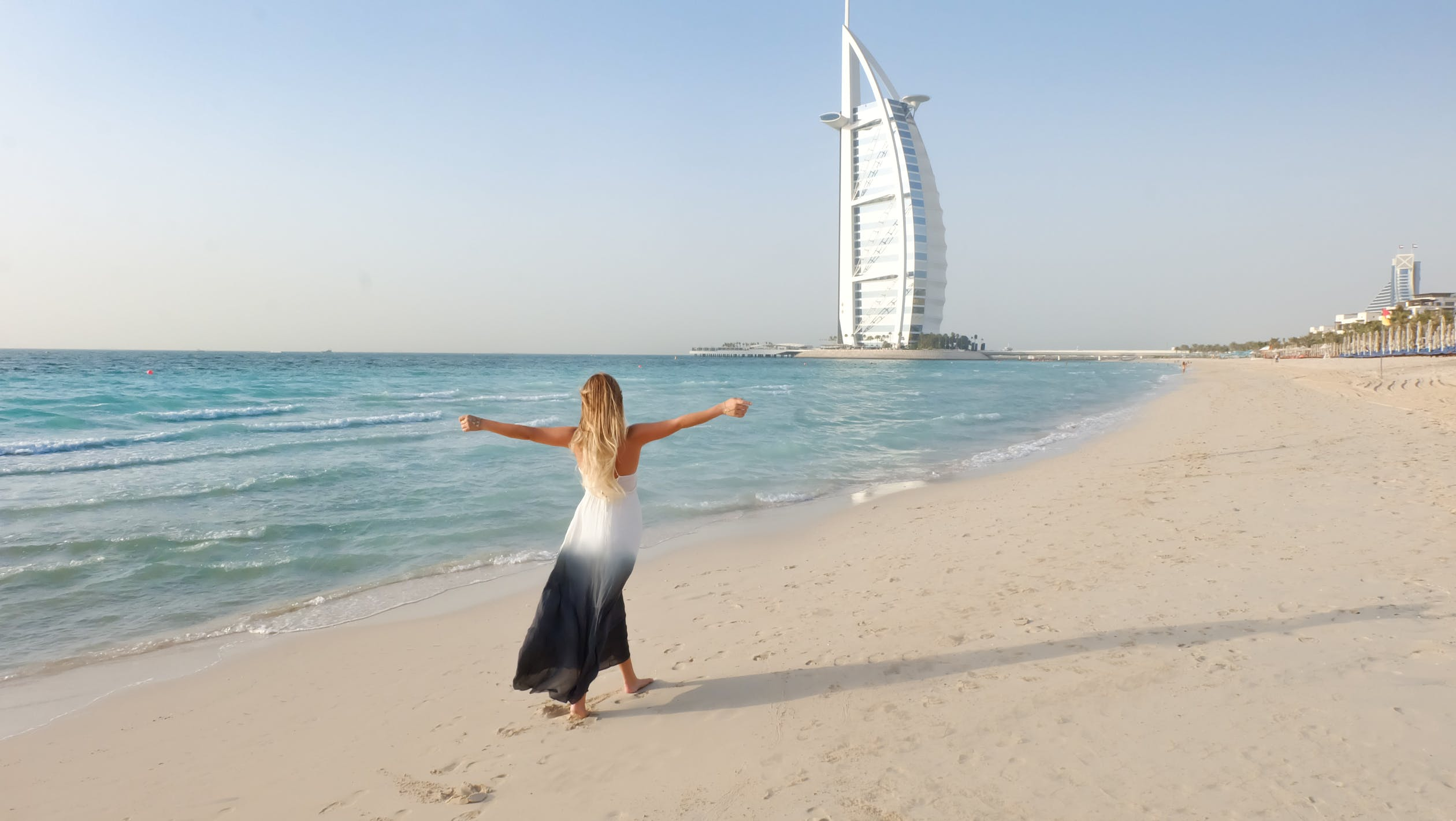 A 7-day tour plan for exploring Dubai
