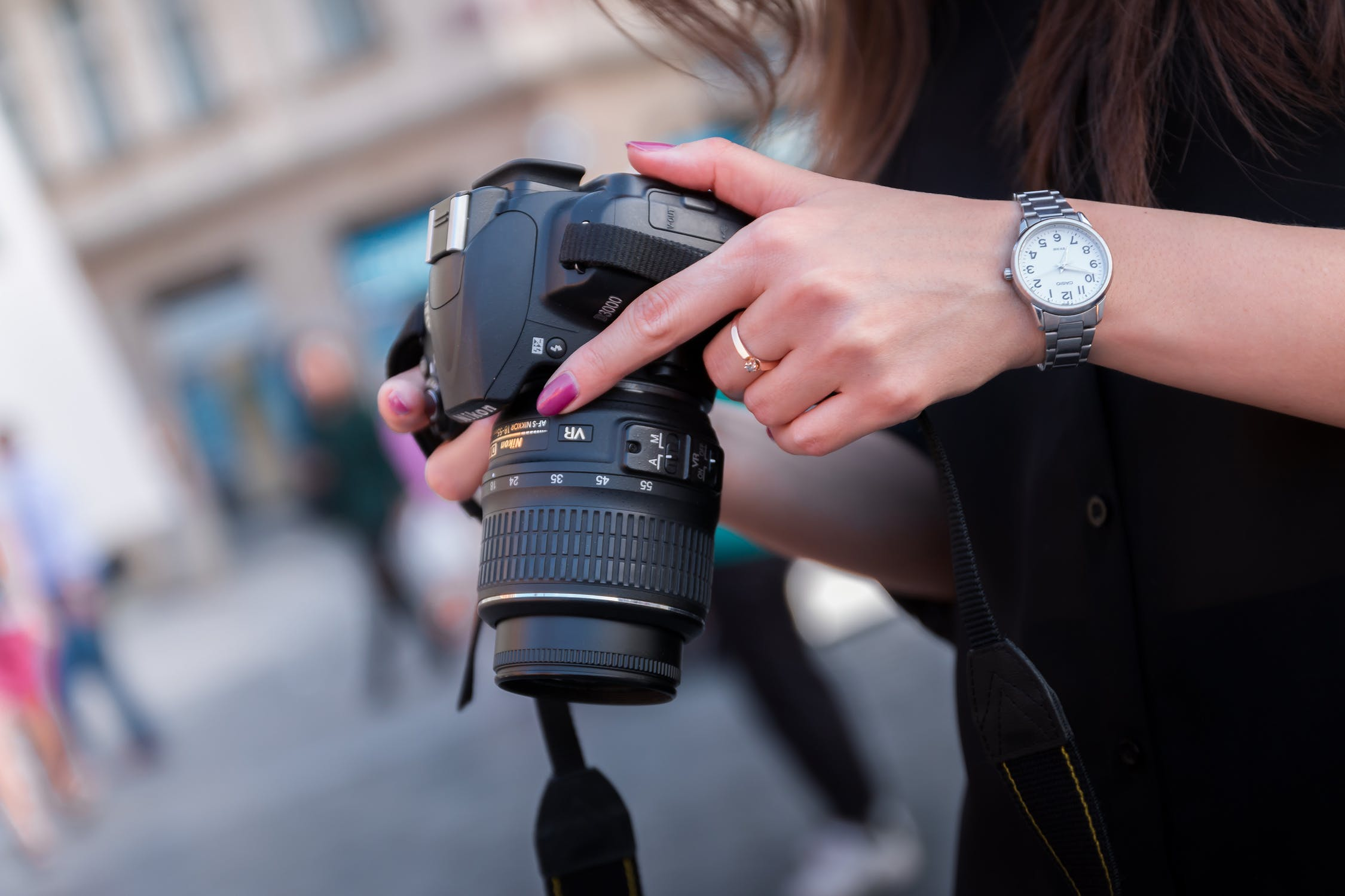 David Koonar's Guide to Using Your New DSLR Camera