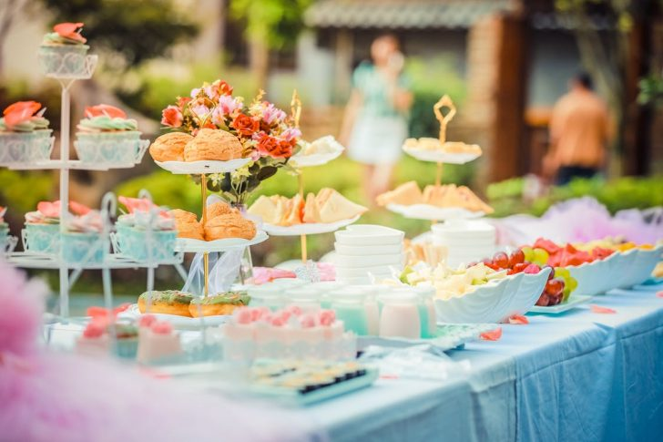 5 Great Spring Party Ideas