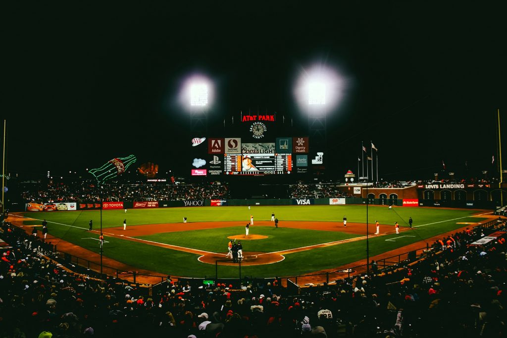 10 Things to Do in San Francisco giant game