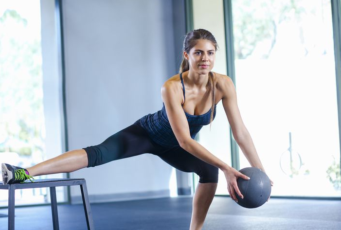 Can Practicing Pilates Help You Lose Weight? ball