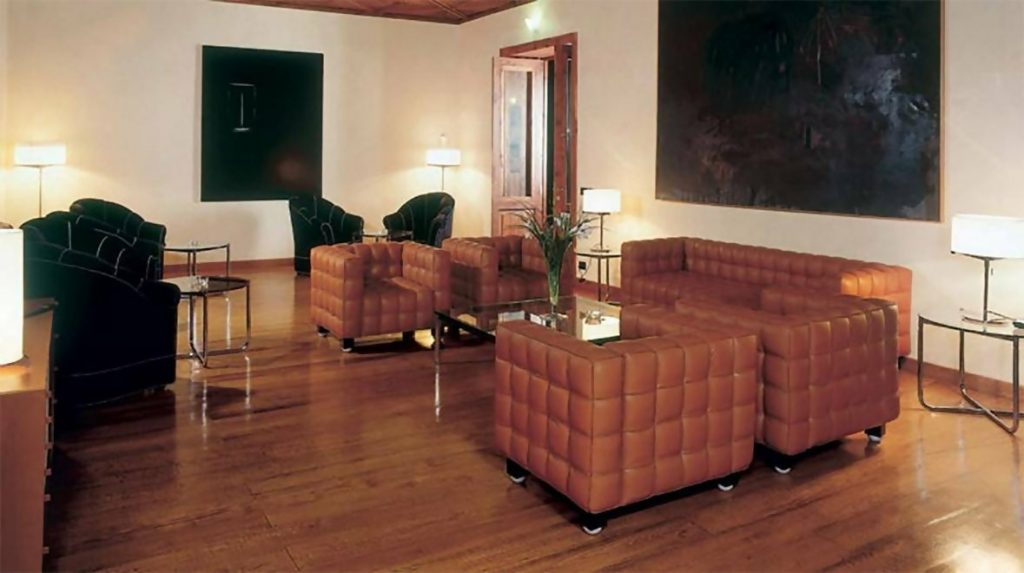 5 sofas to enhance your midcentury modern living room brown leather