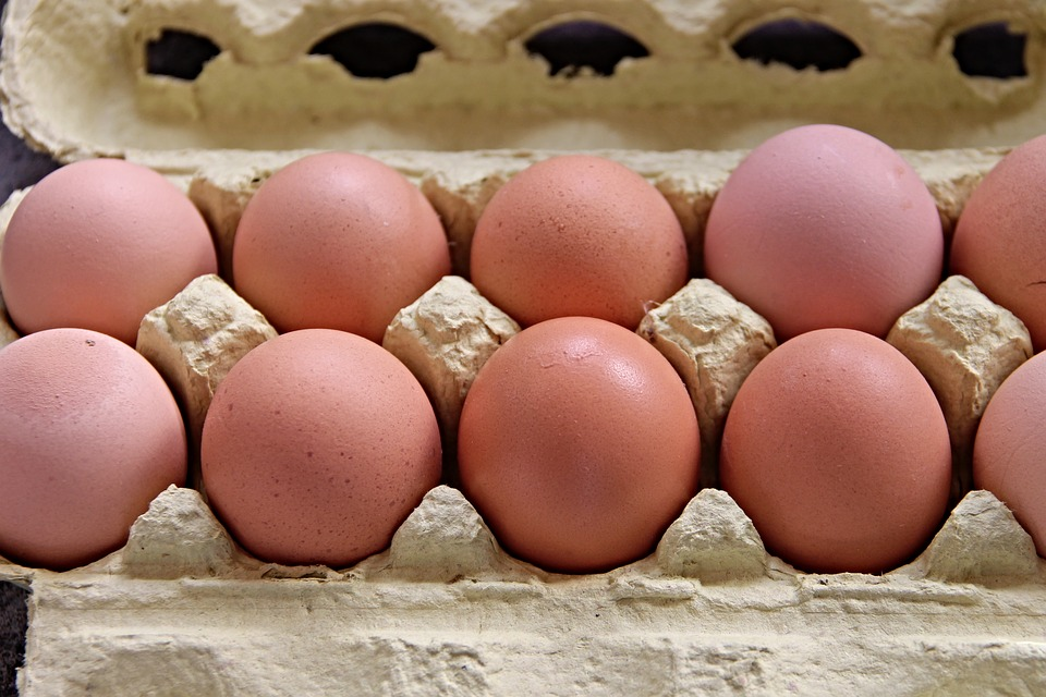 The 7 Fridge Hacks You Didn't Know You Needed eggs