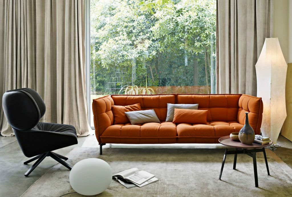 5 sofas to enhance your midcentury modern living room couch