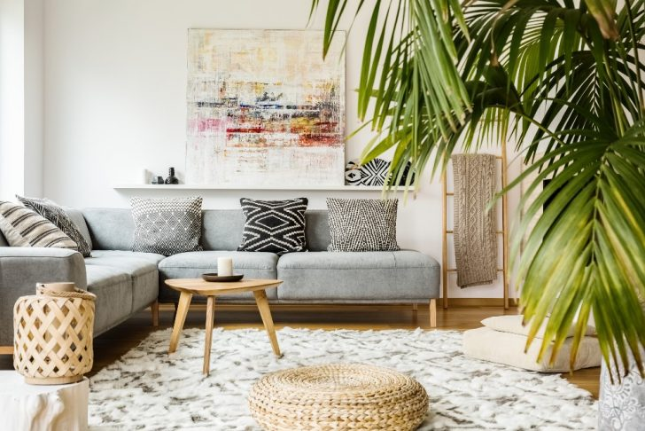 DIY Living Rooms: 5 Inspiring DIY Ideas for Redecorating a ...