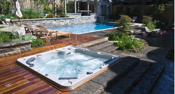 Can You Lose Weight in a Hot Tub?