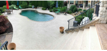 5 Ways to Spruce up Pool Area
