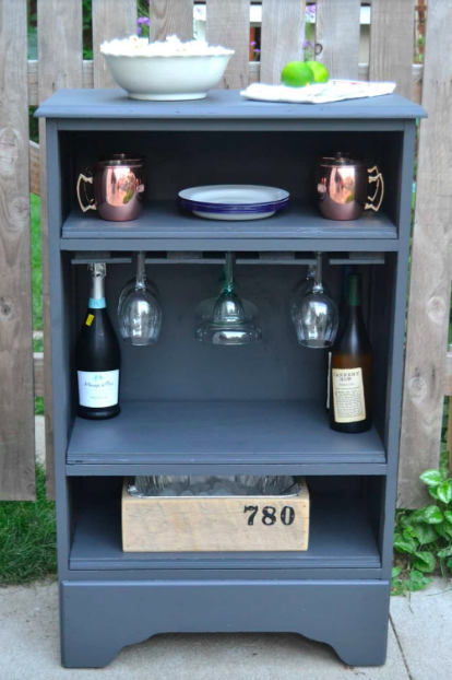 Prep your indoor furniture for the yard: Repurpose & Reuse