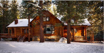 Why Are Log Cabins Ideal For Any Weather?