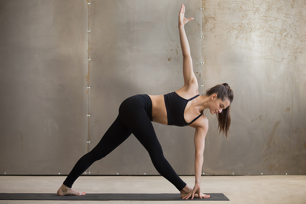 5 Yoga Asanas for Weight Loss