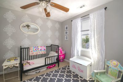 10 Steps To Make A Bedroom Toddler Proof