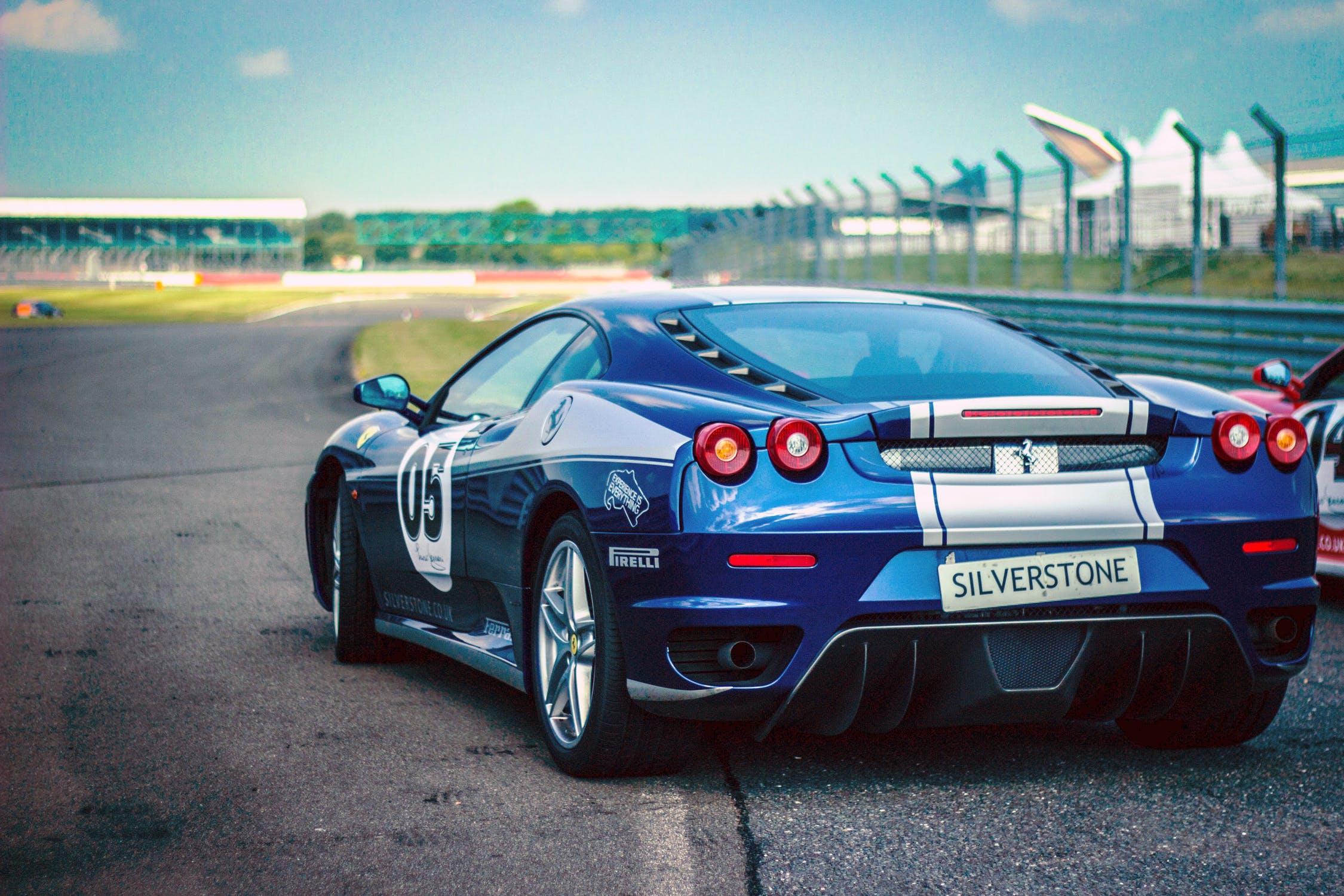 Autonomous racing cars