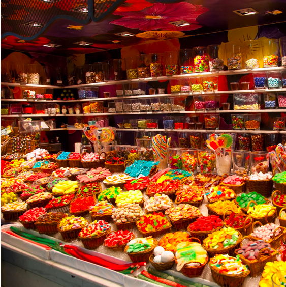 3 Ways a Candy Shop Can Lighten Up Your Special Occasion