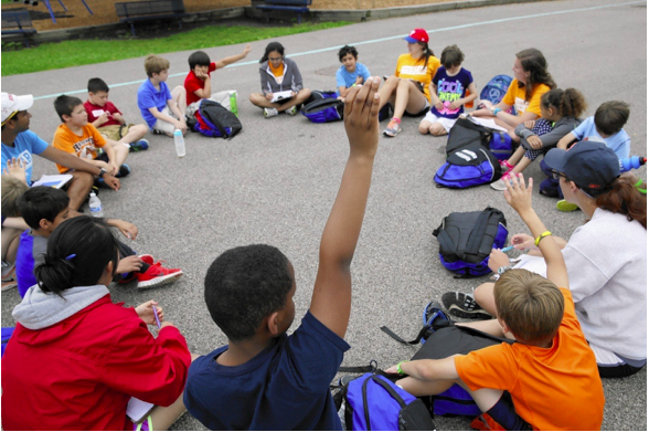 Why summer camps work for children with ADHD