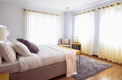 Top Tips For Creating A Restful Bedroom