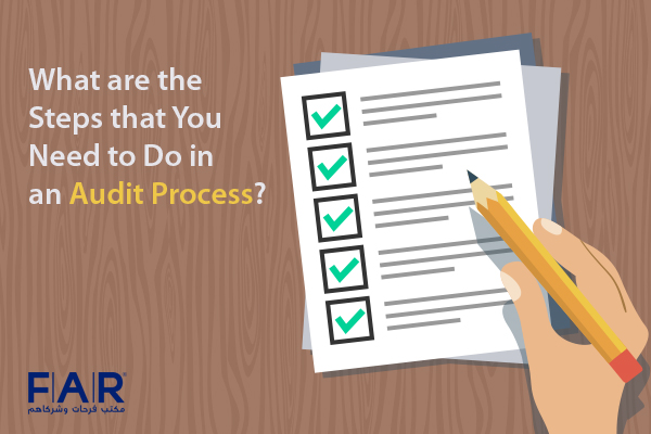 Audit Services for Trading Company in UAE what are the steps
