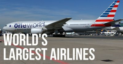 The 5 Largest Airlines in the World