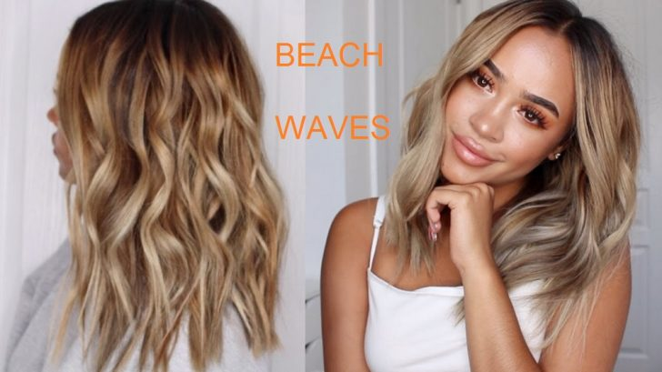 Five Ways to Get Beach Waves For Summer