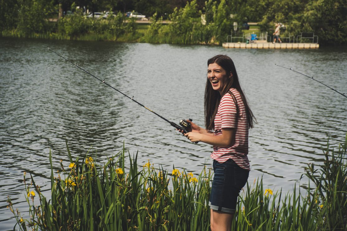 What to Buy Women Who Enjoy Fishing