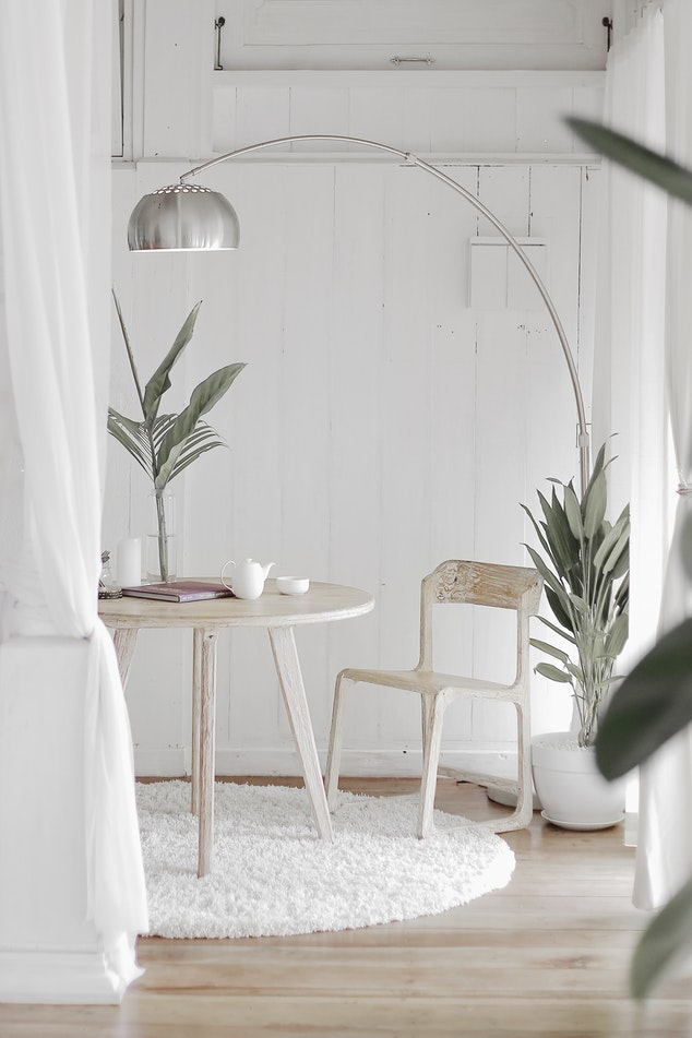 Best interior design tips to refresh your home white