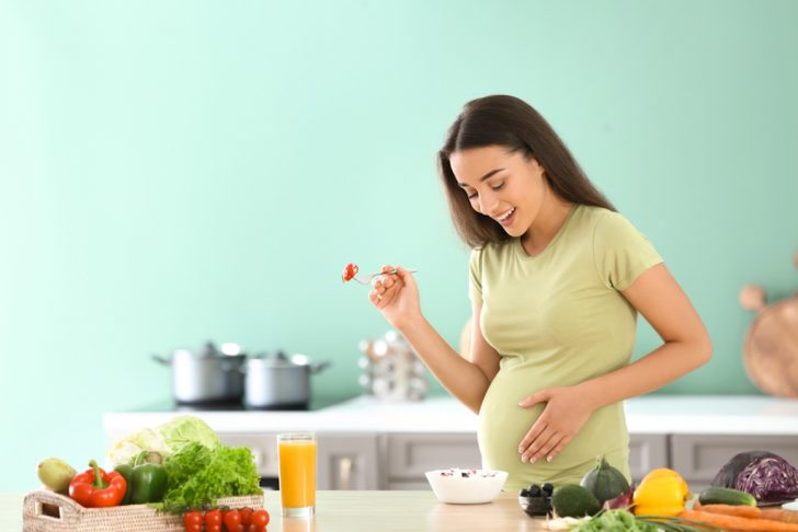 Best food to eat during pregnancy