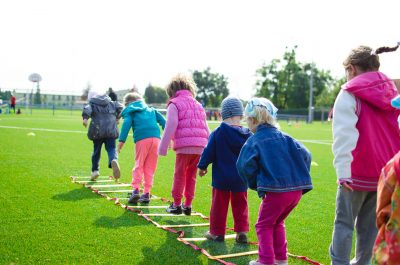 Outdoor Games to Play with Kids