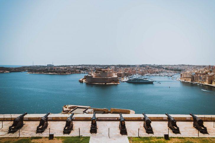Panoramic walks in Malta