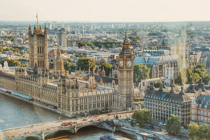 Top 5 Spots To Visit In London When You Are Vacationing With Your Family!